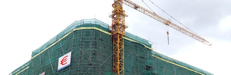 Coût de la construction
