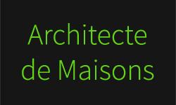 Logo Architecte de Maisons