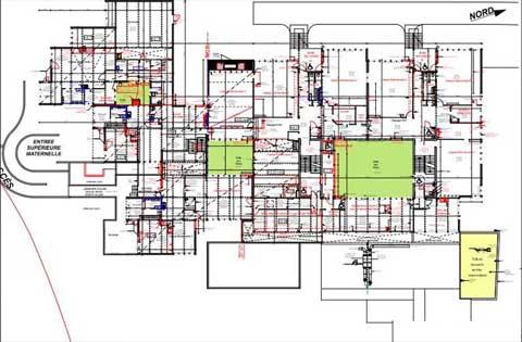 Les plans d'architecte