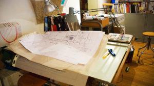 L'architecte est l'expert de la conception et de la construction de bâtiments